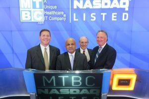 MTBC NASDAQ close6