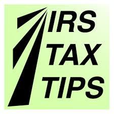 IRS tax tips